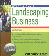 Start and Run a Landscaping Business 0 9781551806051 1551806053
