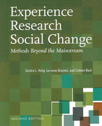 Experience Research Social Change 2nd edition 9781551930565 1551930560