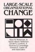 Large-Scale Organizational Change 1st edition 9781555421649 1555421644