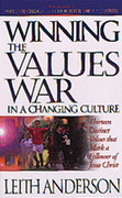Winning the Values War in a Changing Culture 0 9781556613401 1556613407