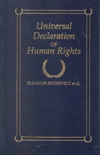 Universal Declaration of Human Rights 0 9781557094551 1557094551