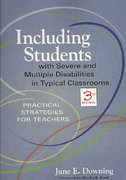 Including Students with Severe and Multiple Disabilities in Typical Classrooms 3rd Edition 9781557669087 1557669082