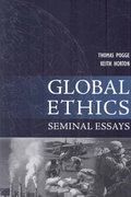 Global Ethics 1st Edition 9781557788702 1557788707