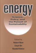 Energy 2nd edition 9781559639118 1559639113