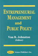 Entrepreneurial Management and Public Policy 0 9781560728429 1560728426