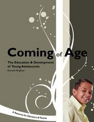 Coming of Age 1st Edition 9781560902119 1560902116