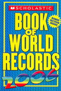 Book of World Records 2006 0 9780439755184 0439755182