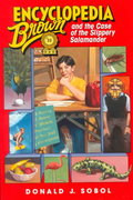 Encyclopedia Brown and the Case of the Slippery Salamander 0 9780553485219 0553485210