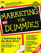 Marketing For Dummies 2nd edition 9781568846996 1568846991