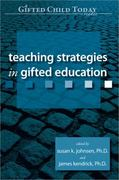 Teaching Strategies in Gifted Education 1st Edition 9781593631703 1593631707