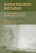 Science Education and Culture 1st edition 9780792369721 0792369726
