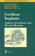 Cochlear Implants 1st edition 9780387406466 0387406468