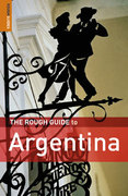 The Rough Guide to Argentina 3 3rd edition 9781843538448 184353844X