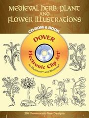 Medieval Herb, Plant and Flower Illustrations 0 9780486996349 0486996344