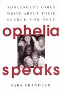 Ophelia Speaks 1st Edition 9780060952976 0060952970
