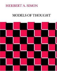 Models of Thought 0 9780300024326 0300024320