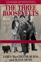 The Three Roosevelts 0 9780802138729 0802138721