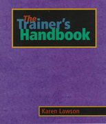 The Trainer's Handbook 1st edition 9780787939915 0787939919
