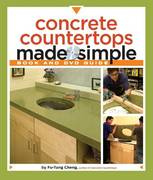 Concrete Countertops Made Simple 0 9781561588824 1561588822