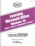 Learning Microsoft Office for Windows 95 0 9781562432942 156243294X