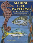 Marine Life Patterns for the Scroll Saw 0 9781565231672 1565231678