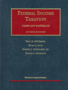 Federal Income Taxation 4th edition 9781566626040 1566626048