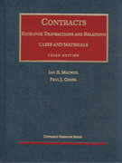 Contracts 3rd edition 9781566627535 1566627532