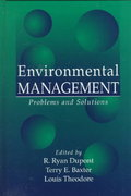 Environmental Management 1st edition 9781566703161 1566703166