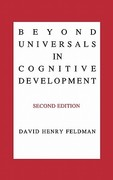 Beyond Universals in Cognitive Development 2nd edition 9781567500318 1567500315