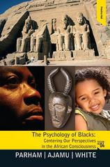 Psychology of Blacks 4th Edition 9781317345084 1317345088
