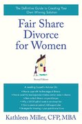 Fair Share Divorce for Women, Second Edition 1st Edition 9781250113542 1250113547