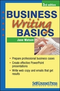 Business Writing Basics 3rd edition 9781551807690 1551807696