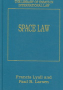 Space Law 1st Edition 9781317051978 1317051971
