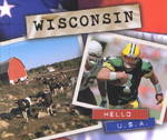 Wisconsin 2nd Edition 9780822540526 0822540525