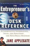 The Entrepreneur's Desk Reference 1st edition 9781576600863 1576600866