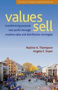 Values Sell 1st Edition 9781576754214 1576754219