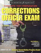 Corrections Officer Exam 3rd Edition 9781576856529 1576856526