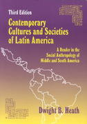 Contemporary Cultures and Societies of Latin America 3rd Edition 9781577661900 1577661907