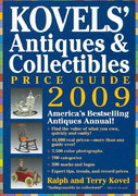 Kovels' Antiques and Collectibles Price Guide 2009 41st edition 9781579127855 1579127851