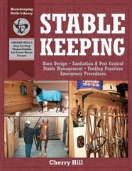 Stablekeeping 1st Edition 9781580171755 1580171753