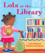 Lola at the Library 1st edition 9781580891134 1580891136
