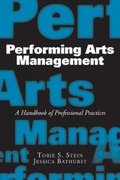 Performing Arts Management 0 9781581157536 1581157533