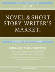 2009 Novel and Short Story Writer's Market 27th edition 9781582975436 1582975434