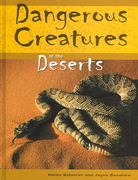 Dangerous Creatures of the Deserts 0 9781583407707 1583407707