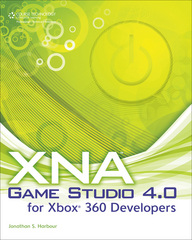 XNA Game Studio 4.0 for Xbox 360 Developers 1st edition 9781584505372 1584505370