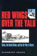 Red Wings over the Yalu 0 9781585443406 1585443409