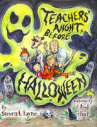 Teachers' Night Before Halloween 0 9781589805859 1589805852
