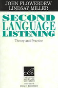 Second Language Listening 1st Edition 9780521786478 0521786479