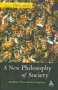A New Philosophy of Society 1st Edition 9780826491695 0826491693