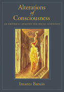 Alterations of Consciousness 1st Edition 9781557989932 1557989931